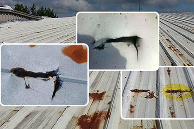 cách sửa mái tôn bị dột 7