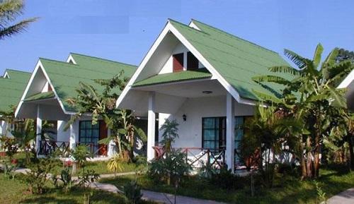 thiết kế mái nhà