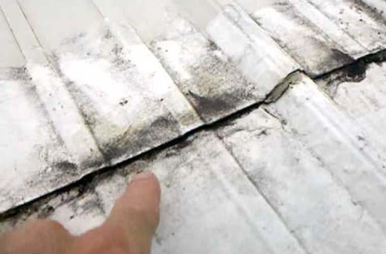 cách sửa mái tôn bị dột 4