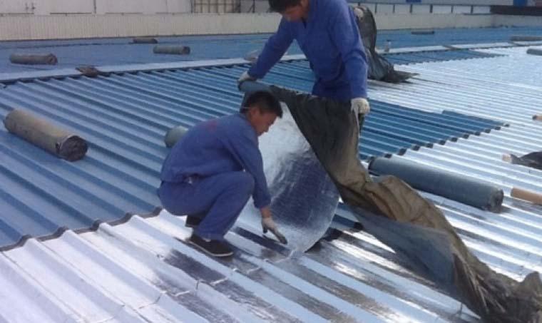 cách sửa mái tôn bị dột 6