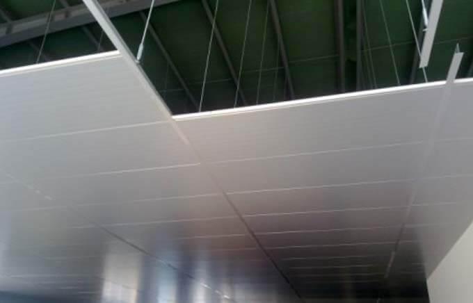 Chống nóng mái tôn bằng xốp eps 2