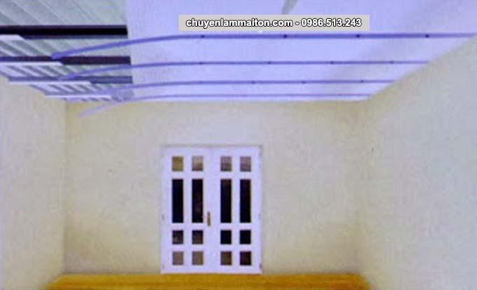 Tấm lợp cách nhiệt trải dưới mái tôn