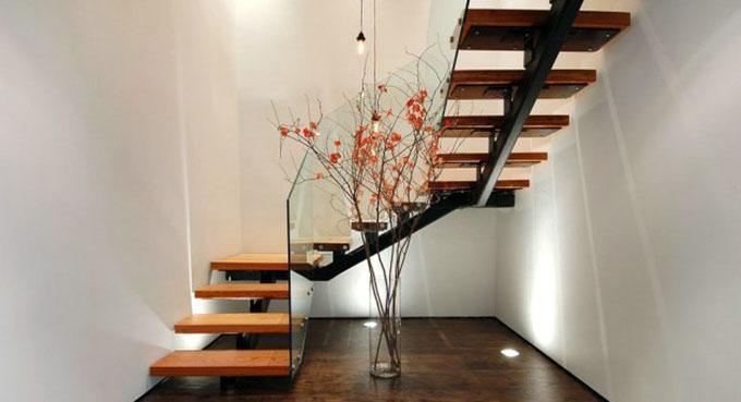 Mẫu cầu thang sắt 19