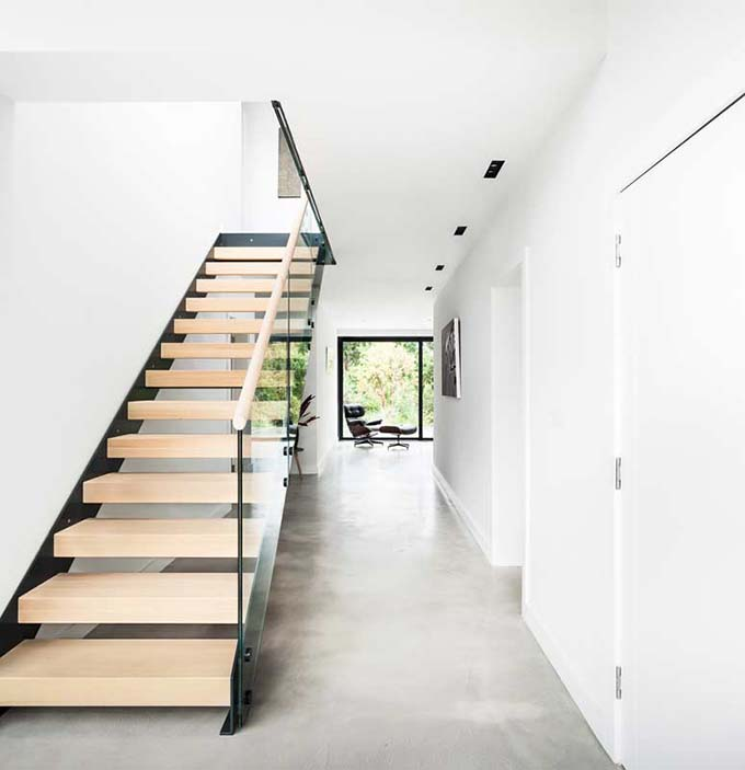 Mẫu cầu thang sắt 28