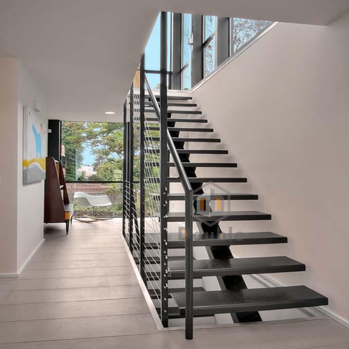 Mẫu cầu thang sắt 29