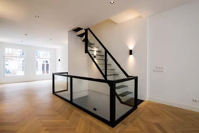 Mẫu cầu thang sắt 31