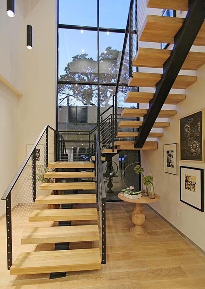 Mẫu cầu thang sắt 4