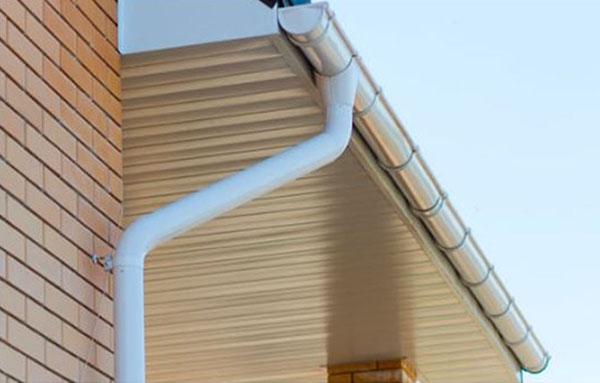 Cách làm máng thoát nước mái tôn