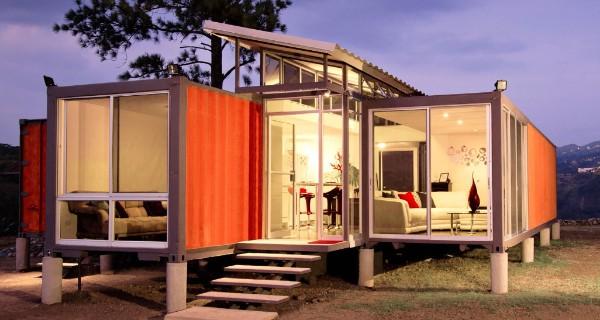 Mẫu xây nhà bằng vật liệu nhẹ 10