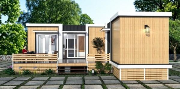 Mẫu xây nhà bằng vật liệu nhẹ 15