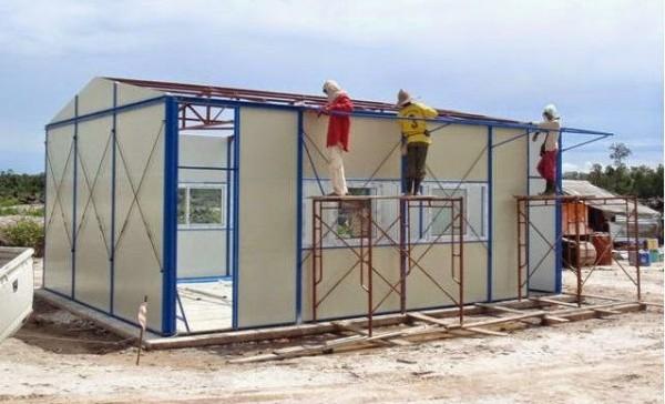 Mẫu xây nhà bằng vật liệu nhẹ 18
