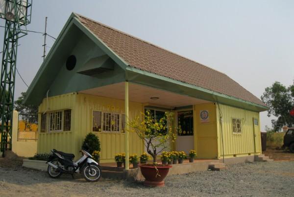 Mẫu xây nhà bằng vật liệu nhẹ 9