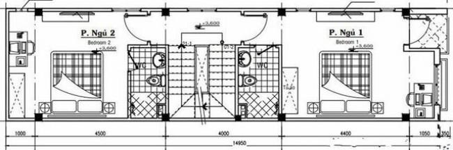 Chi phí xây nhà mái thái 6x15-2