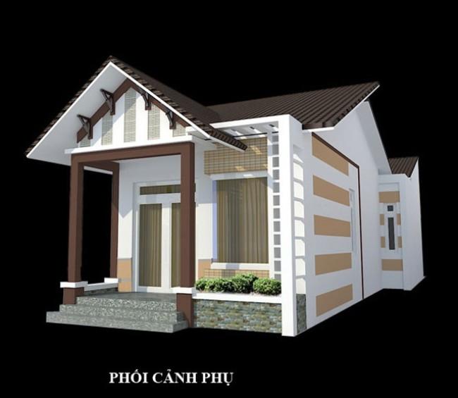 Chi phí xây nhà mái thái 6x15-3