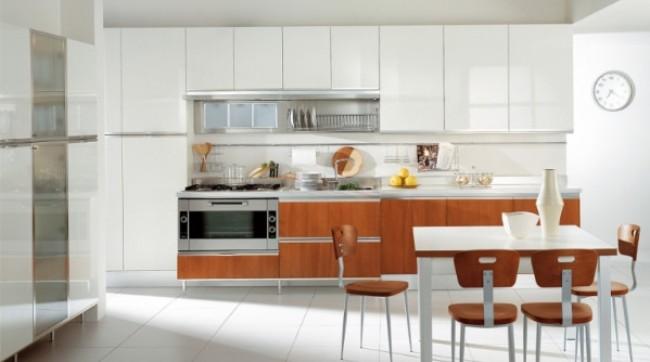 Mẫu nhà cấp 4 mái thái lợp tôn khoảng 500 triệu phòng bếp