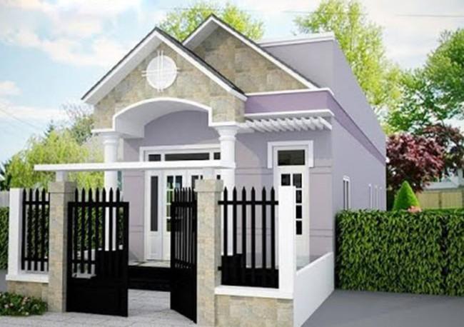 Ưu điểm xây nhà mái thái
