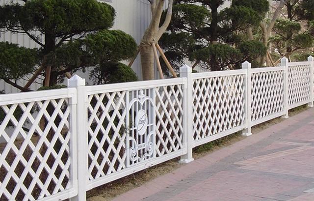 Cách vẽ hàng rào đẹp