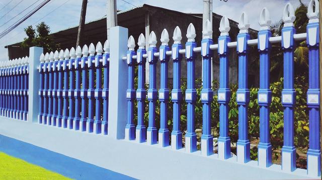 Vẽ hàng rào kỹ thuật