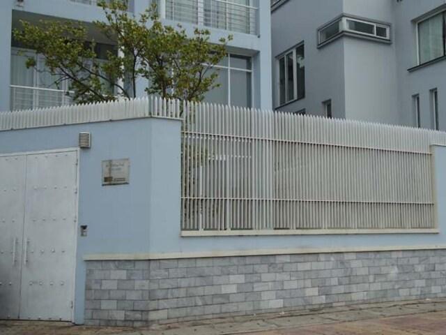Hình ảnh hàng rào sắt số 20