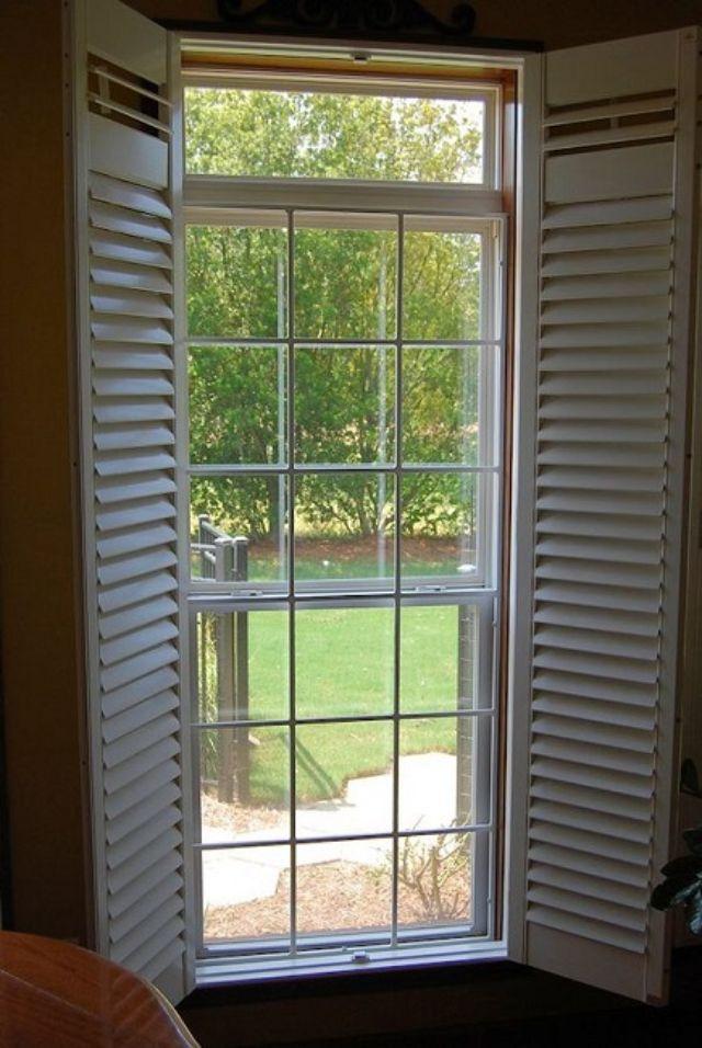 Khung sắt cửa sổ đơn giản mẫu 9