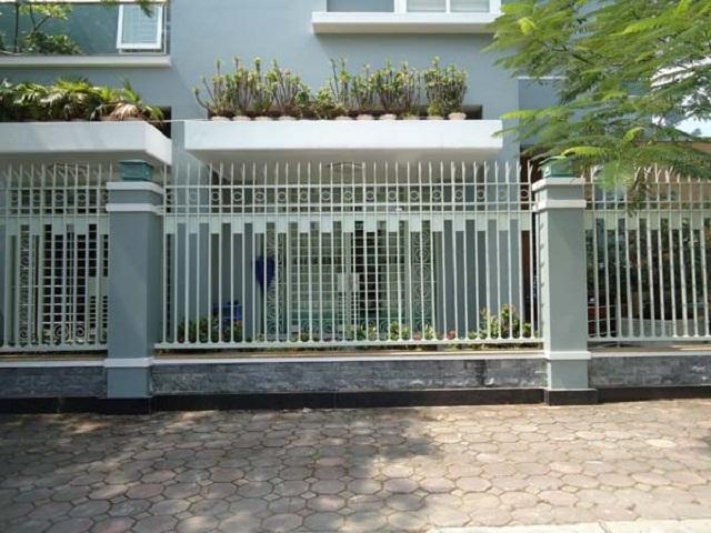 Mẫu tường rào cổng ngõ đẹp