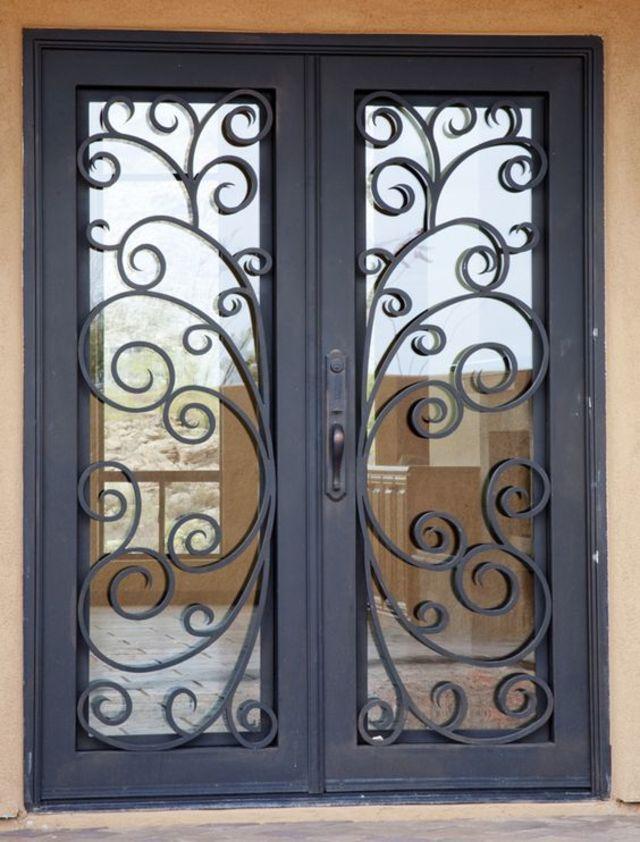 mẫu cửa sắt đẹp 7