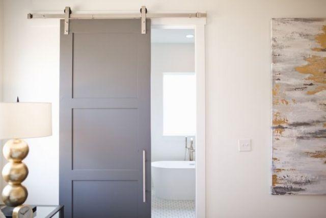 mẫu cửa sắt lùa trong nhà 1