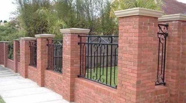 hàng rào bằng gạch avartar