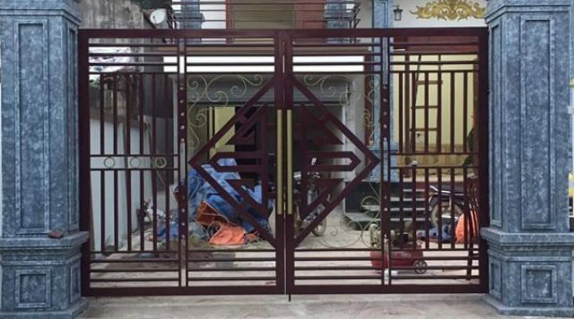 cửa sắt tại hà nội