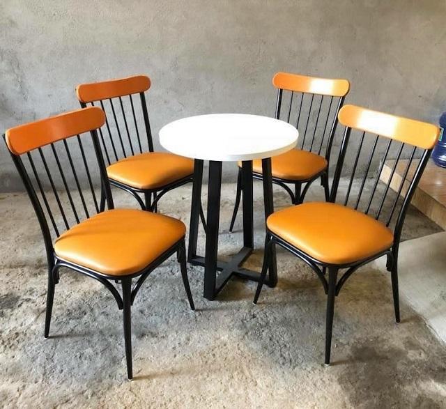 ghế sắt đẹp 2