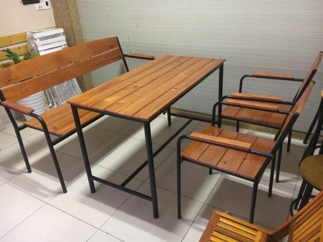 ghế sắt đẹp 5