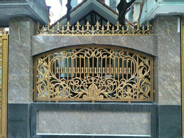 mẫu chông sắt hàng rào 12