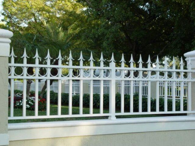 mẫu chông sắt hàng rào 2