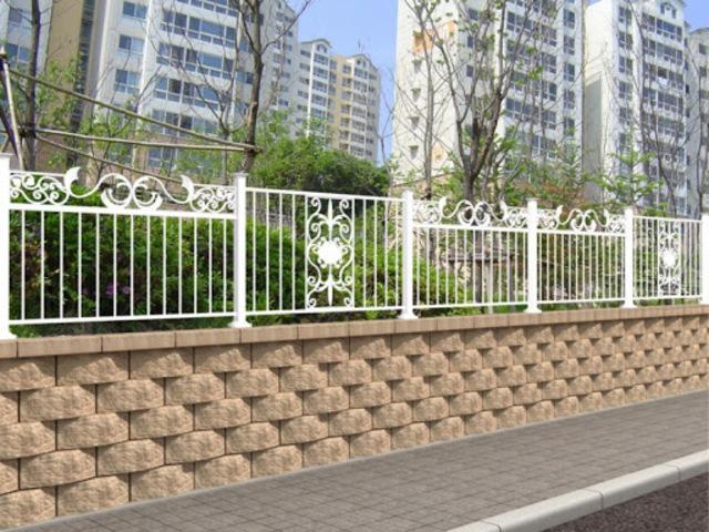 mẫu chông sắt hàng rào 4