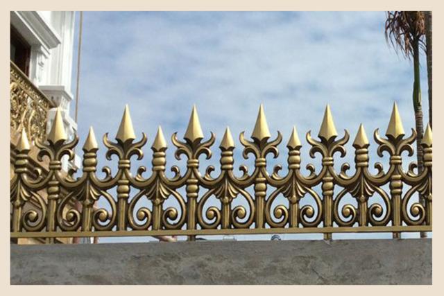 mẫu chông sắt hàng rào 5