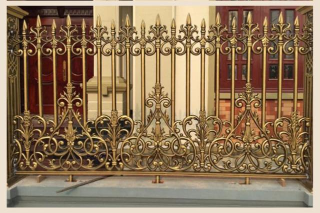 mẫu chông sắt hàng rào 6