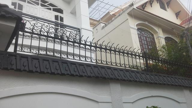 mẫu chông sắt hàng rào 7