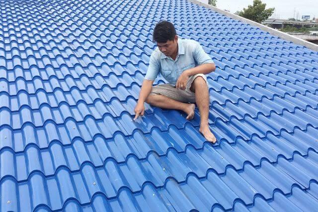 nên đổ mái bằng hay mái tôn 2
