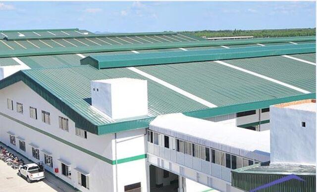 Lưu ý khi lựa chọn tôn lợp mái nhà công nghiệp